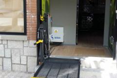 Plataforma salvaescaleras Optium - Entorno Activo accesibilidad (1)